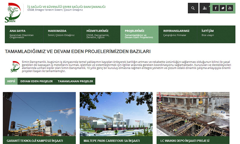 simin.com.tr websitesi